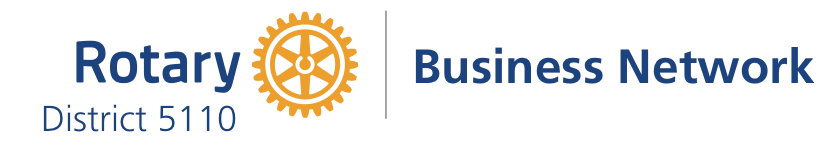 District 5110 Rotary Business Network Logo