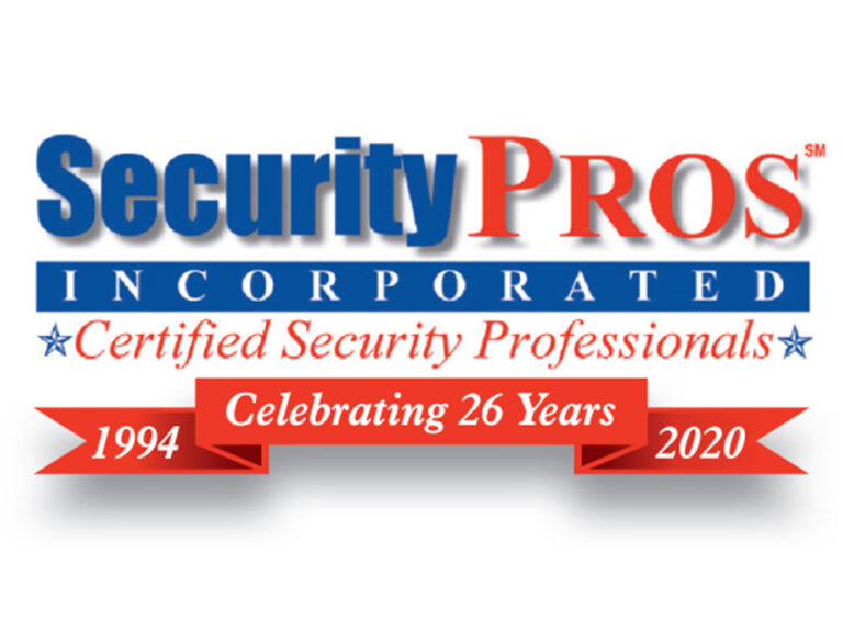 SecurityPros 26th Anniversary Logo 768x576